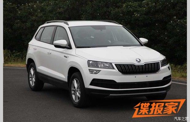 KAROQ是上汽斯柯达继柯迪亚克之后推出的又一款全新紧凑型SUV,其定位要低于现款柯迪亚克,将会在广州车展亮相并公布中文名称,同时将会在2018年正式上市销售。