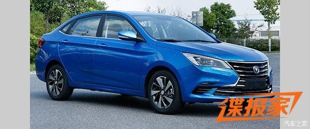 家族式设计 长安将推出全新车型逸动DT