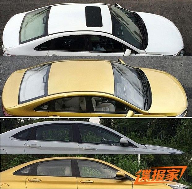 全新紧凑型车 传祺GA4将于明年1月首发