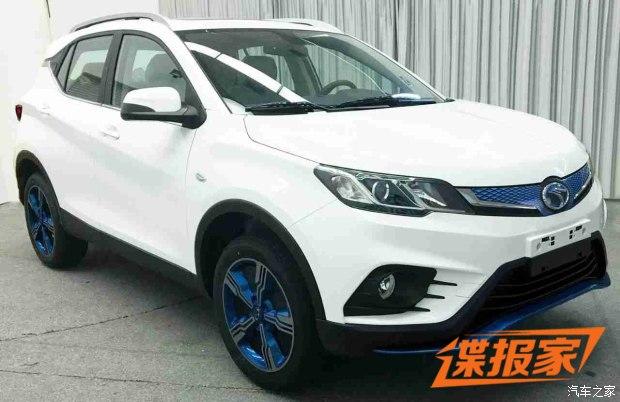 将于广州车展首发 东南DX3 EV新消息