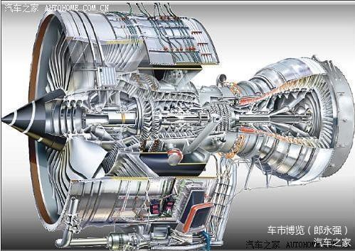 不只是汽车,劳斯莱斯航空发动机更厉害