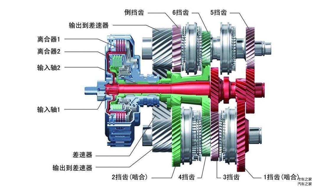小车暖风机结构图