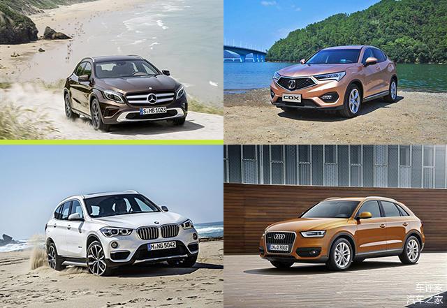 30万买豪华品牌SUV,你更看好谁?