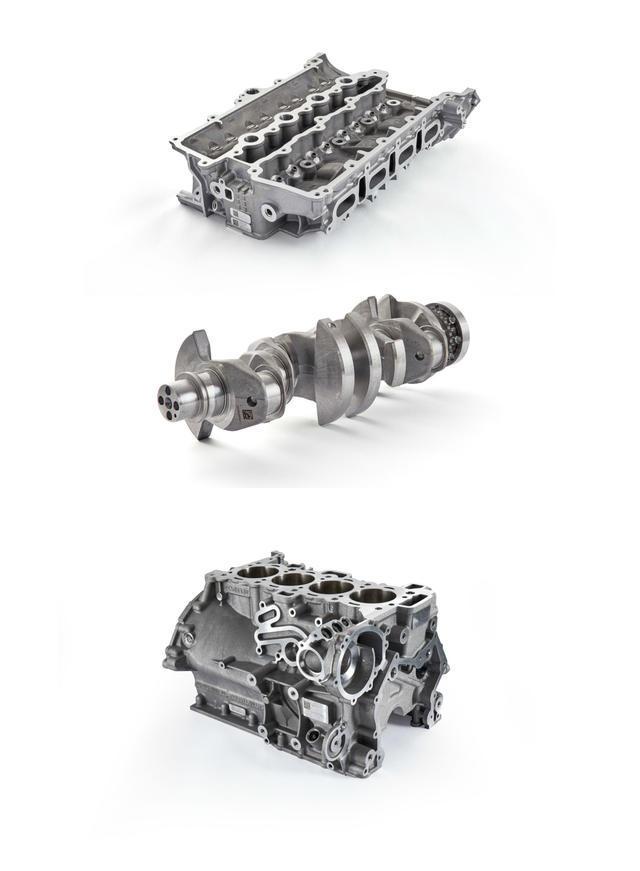 捷豹路虎发动机,2.0T发动机