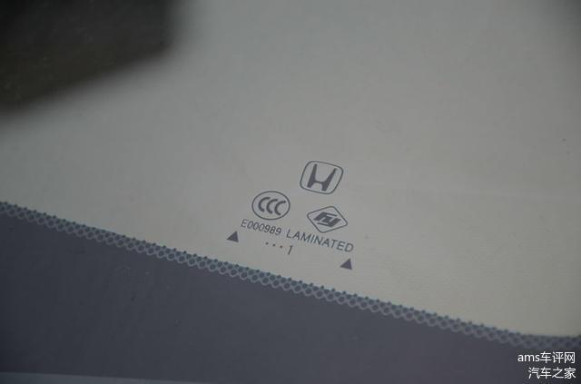 前风挡生产于2011年4月,与车辆制造月份相同