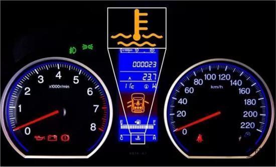 最危险的五大汽车故障灯,你都认识他们吗?