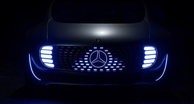 都在玩激光大灯,奔驰为啥还专注于led?-盖世汽车资讯