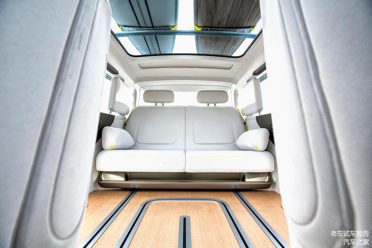 车厢空间可以根据需求自由组合