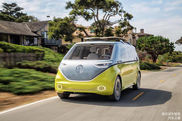 据悉概念车受到欢迎,大众已经决定于2022年量产,并且目标市场包括中国在内。