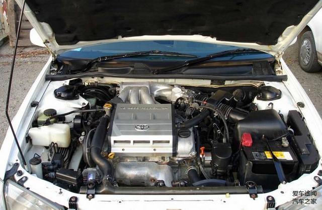 那些年 丰田造过的优秀v6发动机(上)