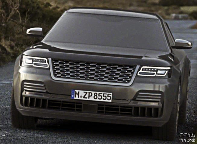 2023 - [Land Rover] Road Rover 5