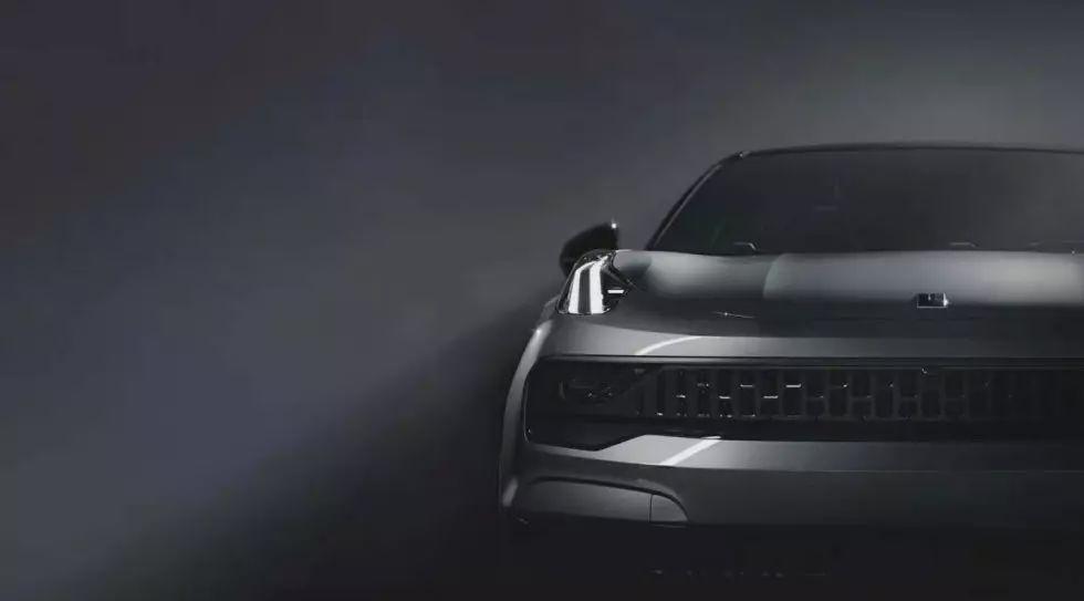 轿跑SUV领克05即将亮相,网传售价25万要对标宝马X4?