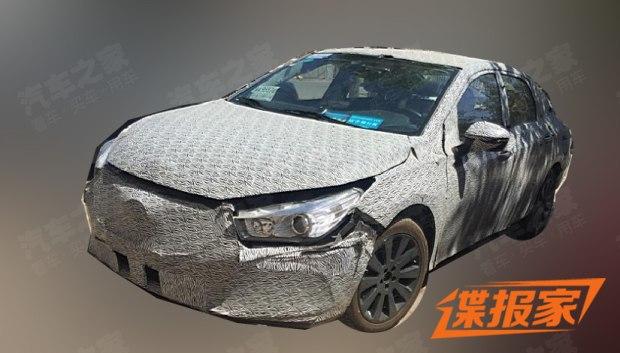 代號A26 廣汽新能源新車廣州車展亮相