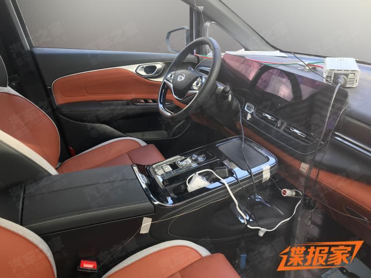NEDC续航520km Aion V新车型信息曝光
