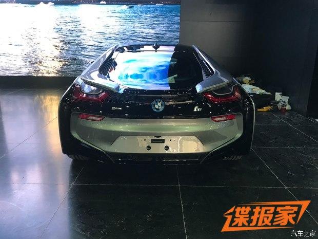 2018北美车展探馆:新款宝马i8 Coupe