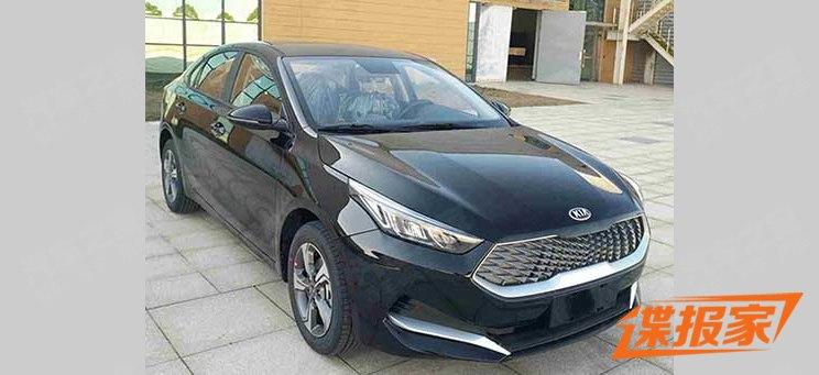 东风悦达起亚全新K3将于上海车展首发