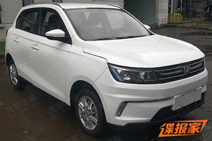 城市代步新成员 曝众泰T100 EV申报图