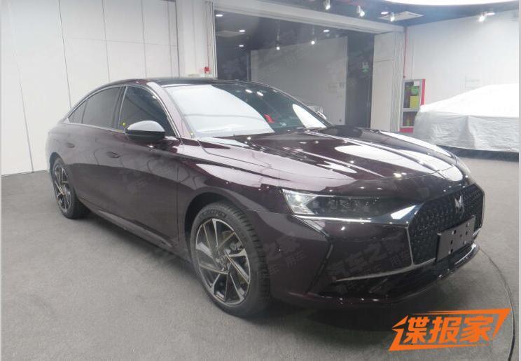 有望广州车展发布 DS 9申报信息曝光