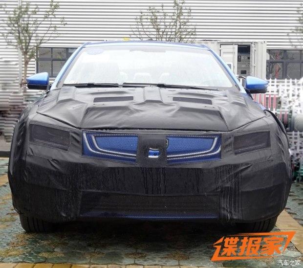 续航里程达400公里 新款帝豪EV 3月上市