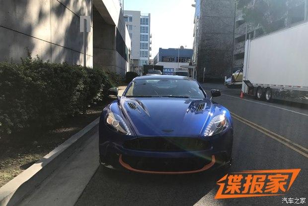 洛杉矶车展探馆:Vanquish S Ultimate