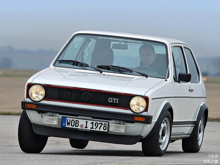 第一代高爾夫GTI