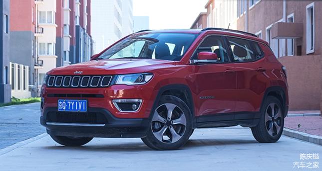 (车型信息:全新Jeep指南者200T 臻享版17.98万)