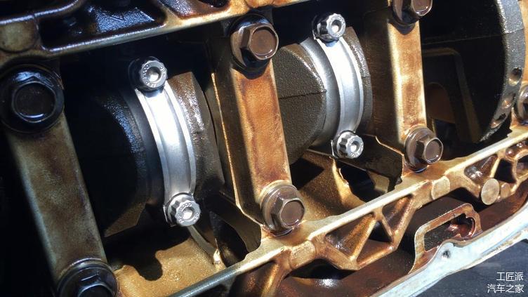 钢锻造连杆