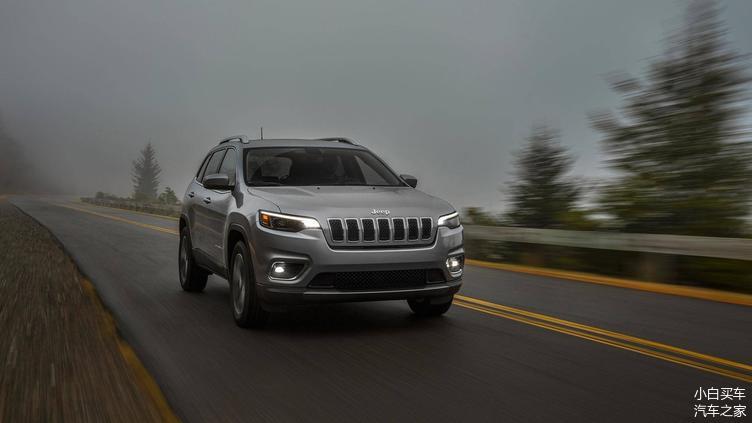 外媒试驾全新Jeep自由光 这是一次全面升级