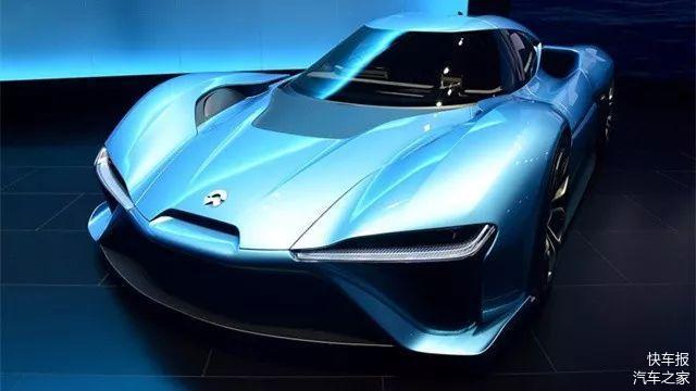 新車,北京車展,蔚來