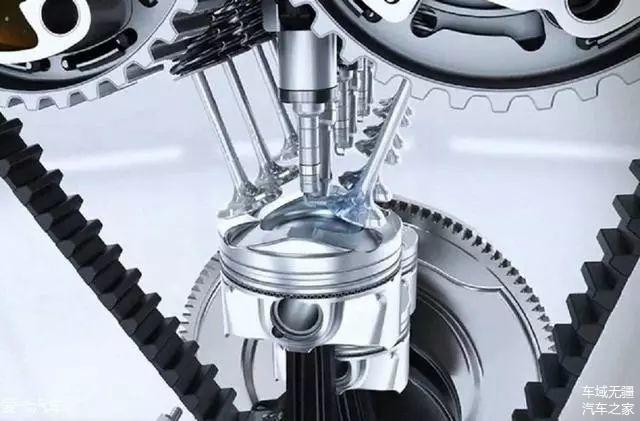 三缸发动机
