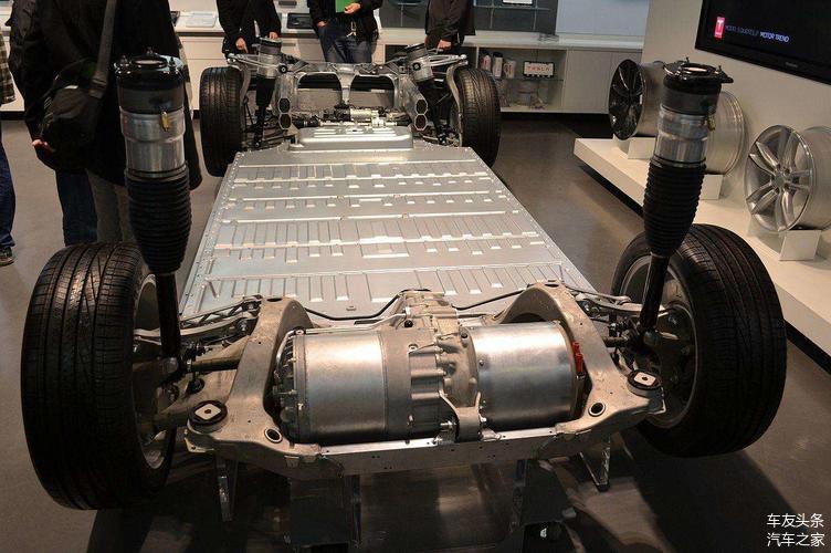 电动汽车,纯电动汽车结构