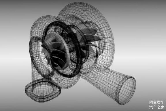 三缸发动机更小的涡轮迟滞
