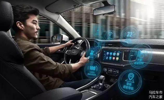黑科技,汽车技术,斑马系统,长安自动驾驶