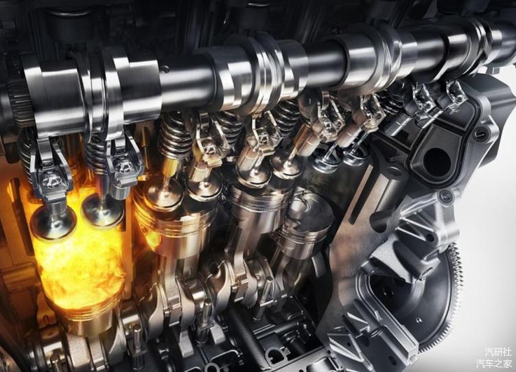 凯迪拉克XT4发动机