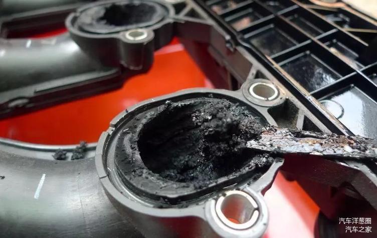 如何清除车内的积碳?