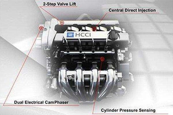压燃式汽油机