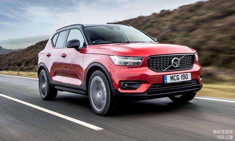 XC40市场反应太热情 沃尔沃汽车南非公司表示